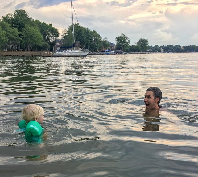 lake puddle jumper