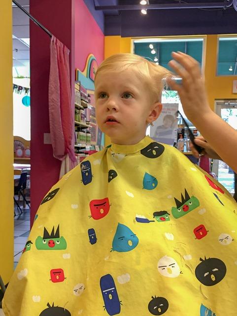 snipits haircut birkdale