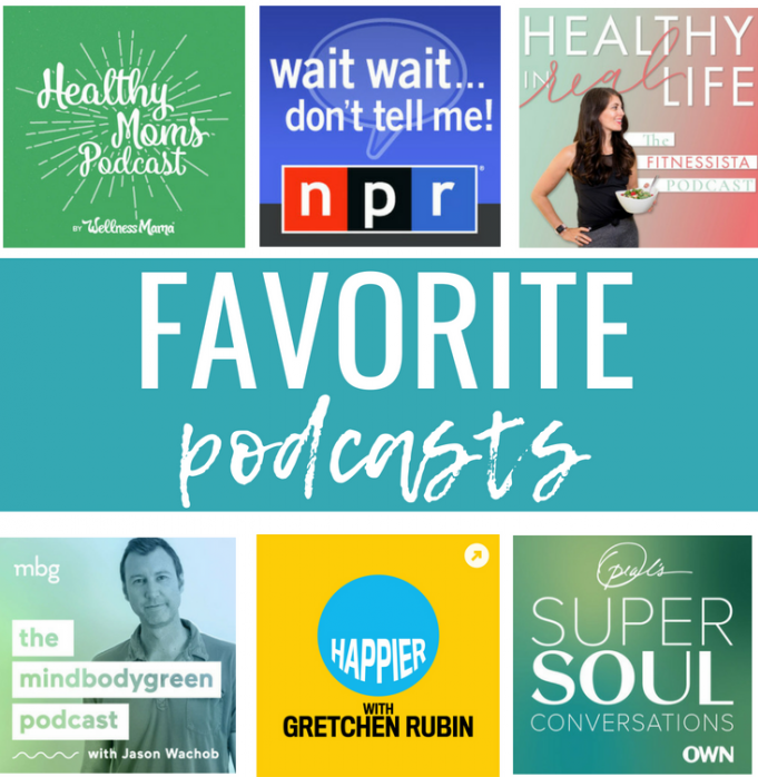 Best Podcasts - Fitness Health and Wellness