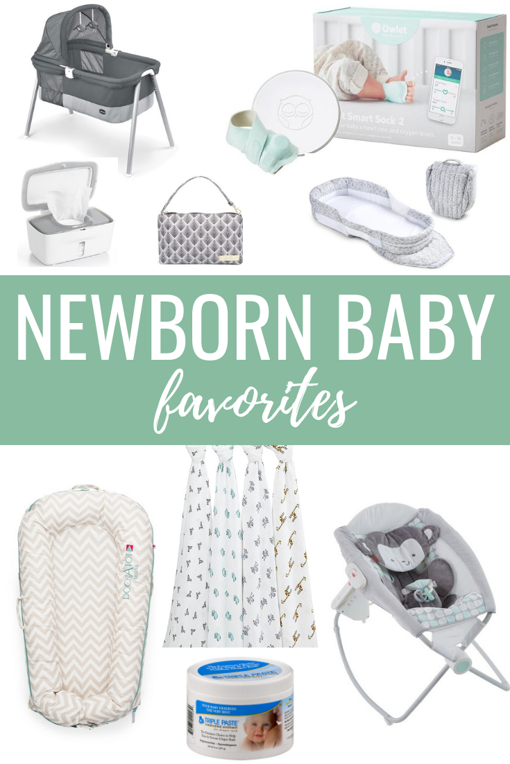 3ab862dd5 Newborn Baby Must Haves - Favorite Items for A New Baby