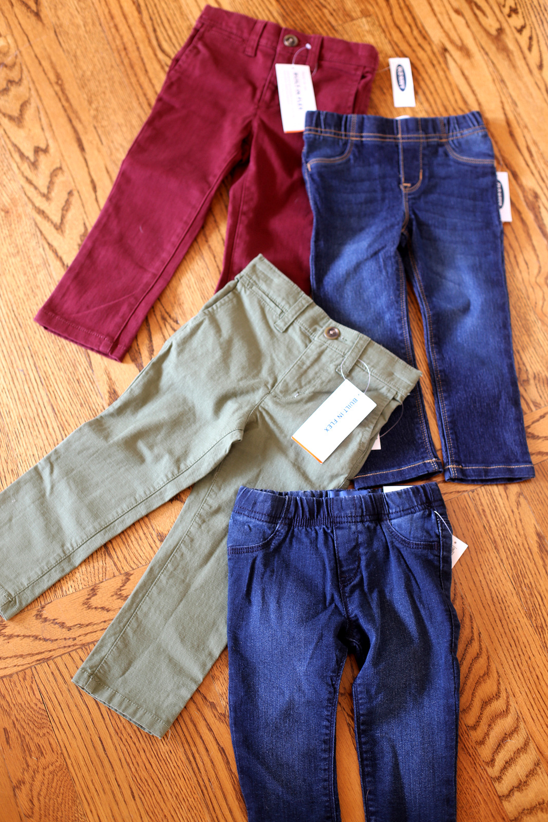 8734866e7e61 Old Navy Slim-Fit Toddler Pants