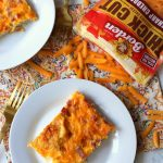 Holiday Cheese Puff Casserole