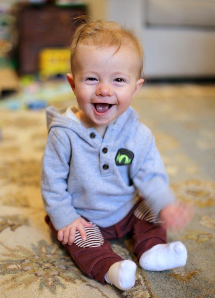 Ryder 7 months old