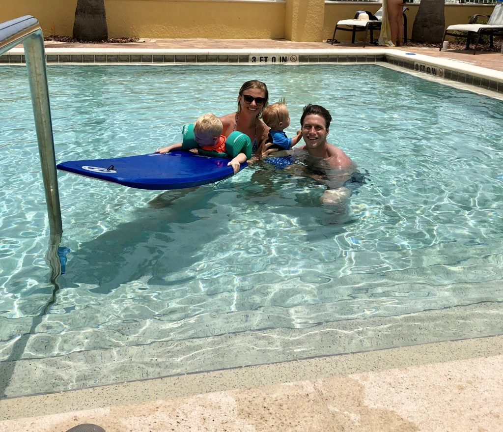 24fb828d61 (Yes, that was the best family photo we got of our little foursome during  our trip. Ha! Someone please share tips for getting good pics of squirmy  kids… and ...