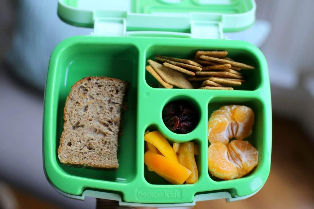 Preschool Lunch Ideas