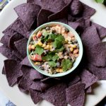 Easy Black Bean Dip