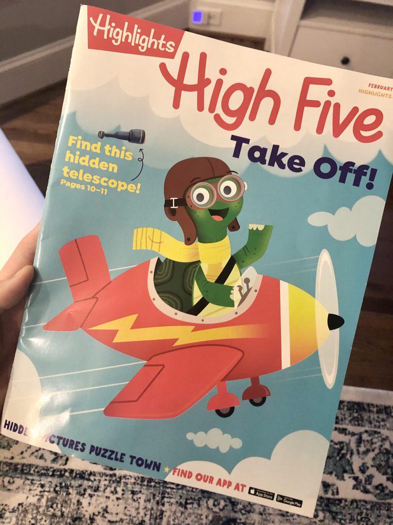 Highlights High Five Magazine