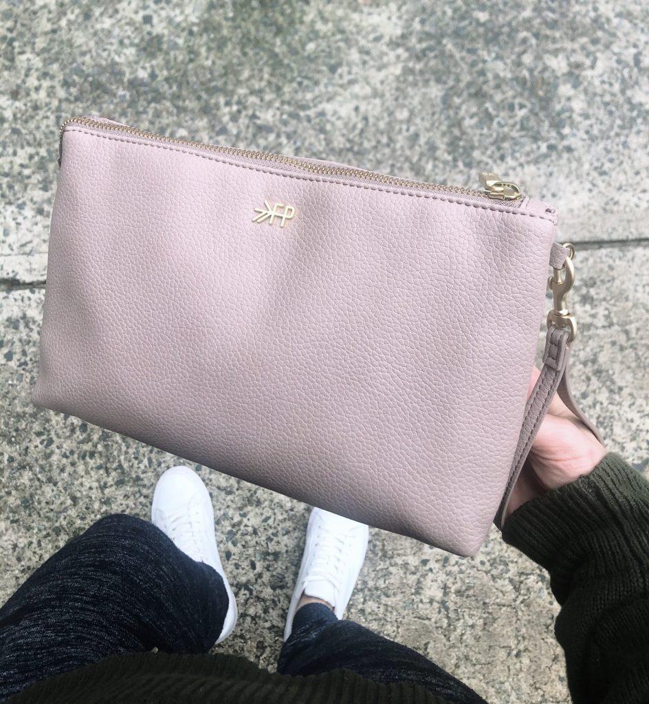 Freshly Picked Wristlet Diaper Bag Wristlet