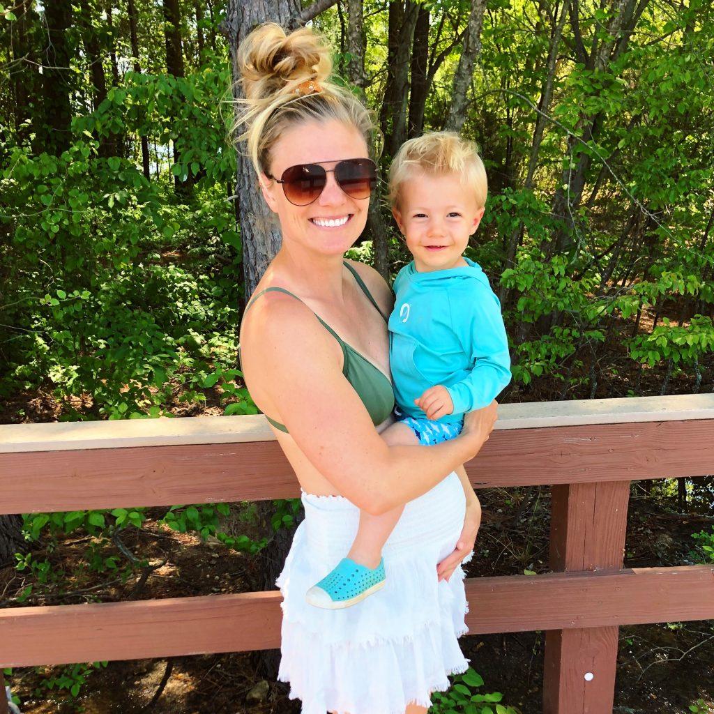julie ryder 22 weeks pregnant 22 months old