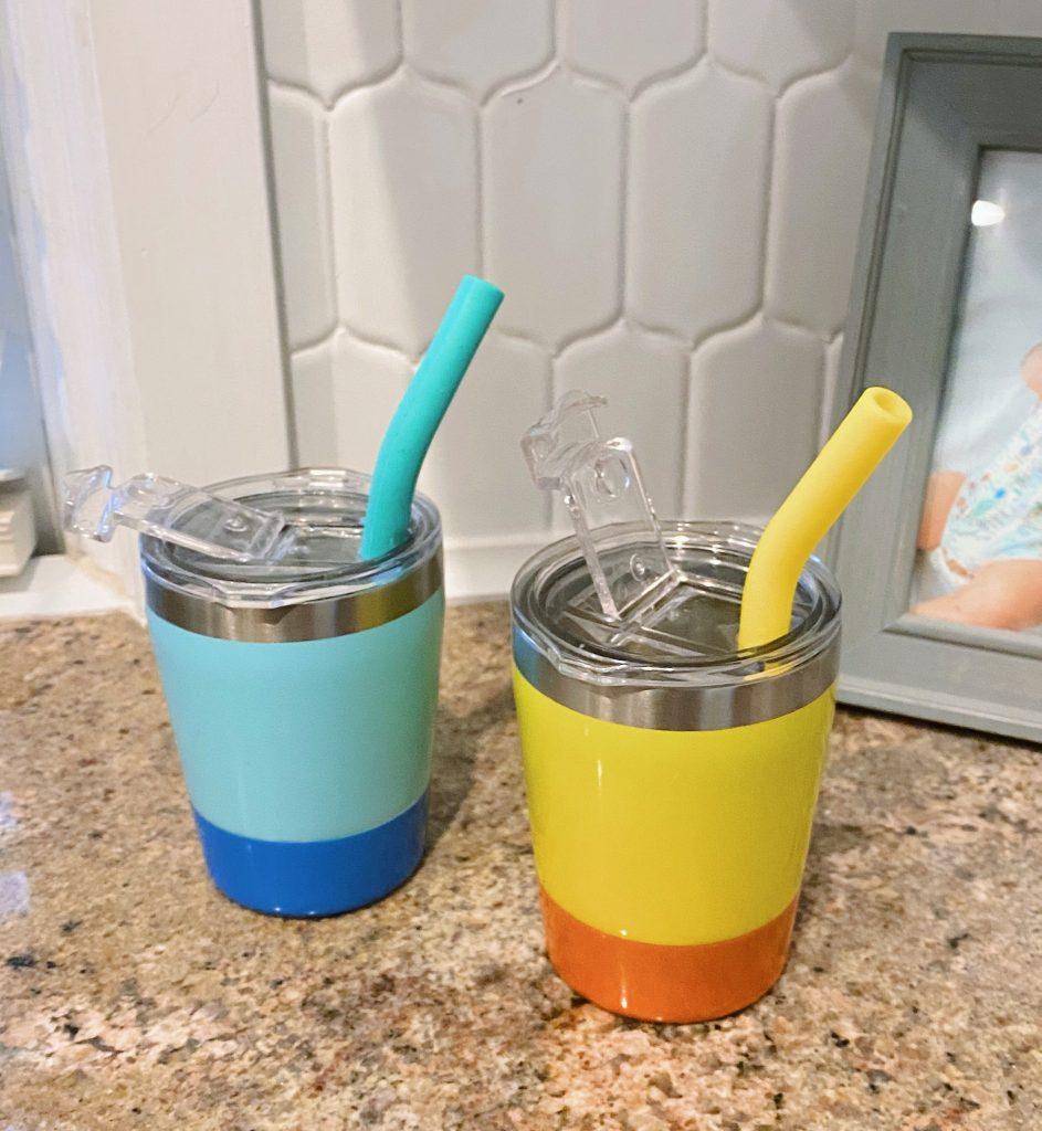 Melhores copos para crianças em aço inoxidável