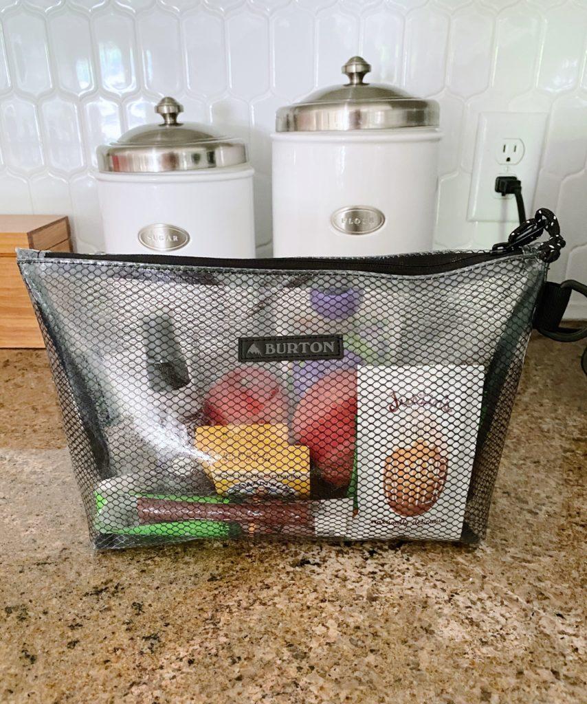 large reusable snack bag for kids